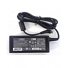Laptop Charger - 19V/3.42A - Black