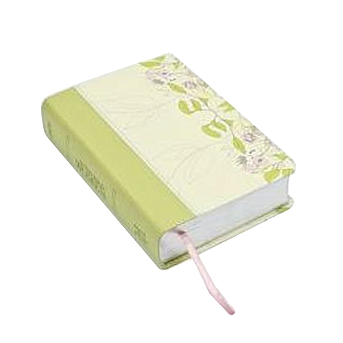 The Study Bible for Women :NKJV Edition, Willow Green/Wild flower Leather  Touch