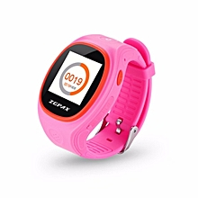 ZGPAX S866 1.2 inch GPS LBS Tracking WiFi Bluetooth SOS Android Watch Phone For Child