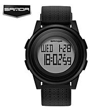 979bfcffe88 SANDA 2017 New Sport Watch Women Brand Luxury Electronic Watch Women LED Digital  Wrist Watches Female