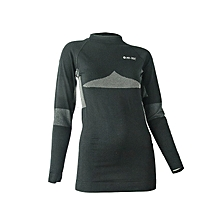 Top Lady Dusi Thermal L/Sleeve Wmn- T000942/021black- M/L