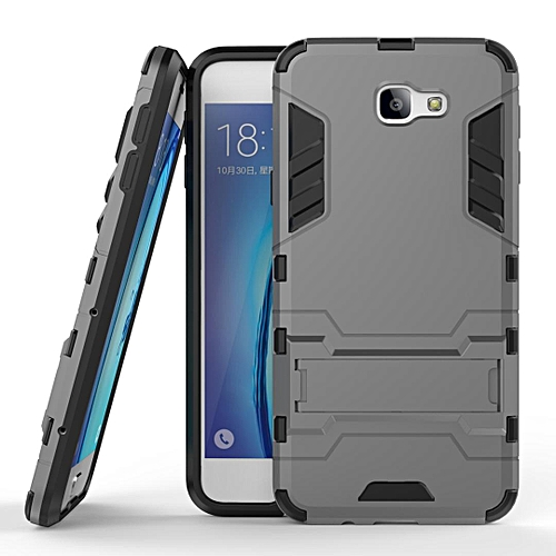 differently 5dc5b d6eec Iron Man Armor Back Cover Case For Samsung Galaxy A8(2016)