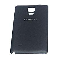 Galaxy Note 4 Back Lid - Black