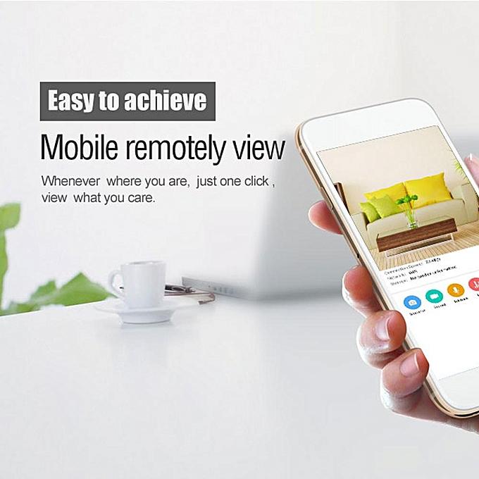 Vstarcam 1080P 2 Megapixels HD Network Camera Wireless Surveillance  Security Night Vision Home Monitor (White