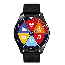 Heart Rate Activity Step Counter Voice Assistant Smart Watch For Kids Women Men