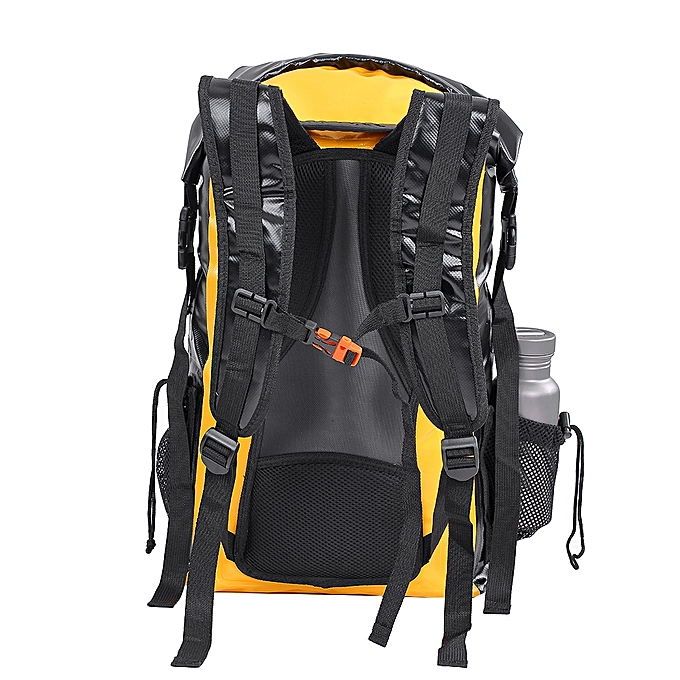 5c57ec1bd96 ... 30L Foldable Camping Backpack Waterproof Folding Outdoor Camping  Traveling Hiking Climbing Daypack Drafting Floating Bag