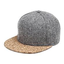 Fashion Cool Adjustable Snapback Hip Hop Dancing Golf Baseball Cap Soft Comfortable Unisex Flat Bill Outdoor Hat Color:Light Gray