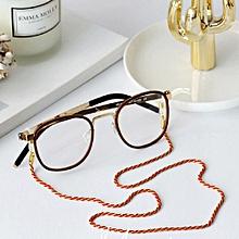 Mini Necklace Eyeglass Chain Sunglasses Strap and Cords for Women Sunglasses Strap Holder