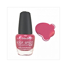 Color Craze Nail Polish - Paradise Pink