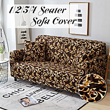 1/2/3 Seater Home Soft Elastic Sofa Cover Easy Stretch Slipcover Protector Couch