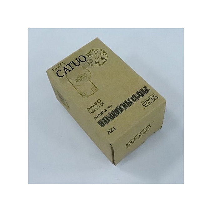 Buy Generic OR Tirol 7 To 13 Pin Trailer Plug Wiring Connector ...