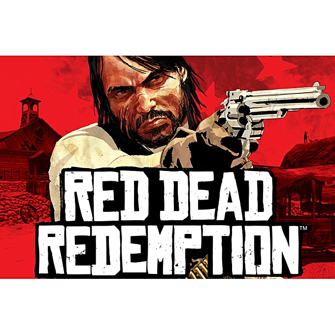 Red Dead Redemption Game of the Year Edition (Xbox One & Xbox 360)