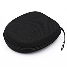 3 x Headphone Storage Bag Pouch Black For Sony V55 NC6 NC7 NC8