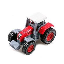 Creative Farmer Car Model 1:64 Little Car Toy - Red