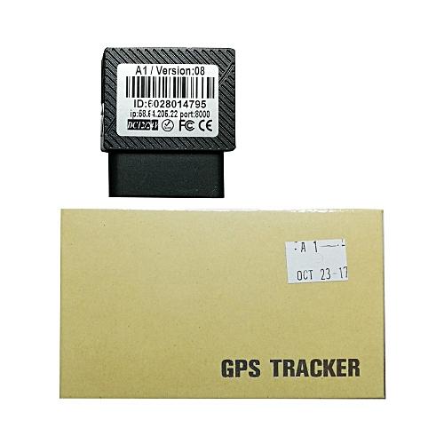 mini gsm gprs vehicle car OBDII II 2 OBD obd2 gps tracker locator tracking  device anti theft alarm system SHIELD