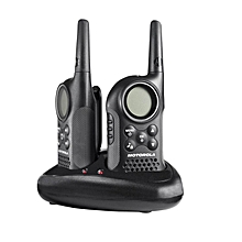 Motorola Walkie Talkie TLKR T6 (Twin Pack)
