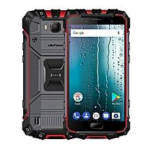 "ARMOR 2S  IP68 Waterproof (2GB RAM 16GB ROM) MTK6737T 5.0"" Corning Gorilla Glass Sharp FHD Screen Android 7.0 4G LTE Smartphone Red"