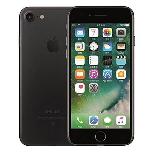 4.7 Inch For IPhone 7 A1788 Smartphone 2GB RAM Quad Core 12.0MP Fingerprint-Matte Black