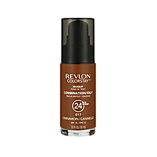 Colorstay Makeup Foundation (Combination/oily Skin) – Cinnamon – 30ml