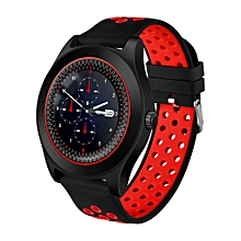 "TF8 - 1.54"" 2G Smartwatch Phone 32MB/32MB 300mAh Pedometer - Red"