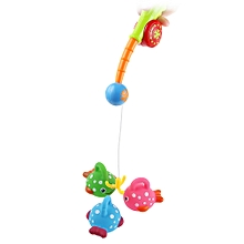 Baby Floating Fishing Game Bath Toy - Colormix
