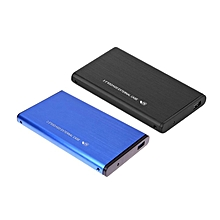 HP Usb3.0 High-speed Mobile Hard Disk Box Aluminum Alloy Wire Drawing