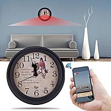 1080P HD Wifi Alarm Clock Hidden Cameras Cam Camcorder Vedio Monitor IP Recorder