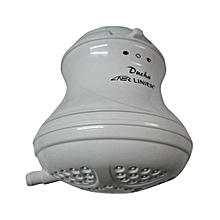 Horizon- Linier Instant Heater -  Hot  Shower White