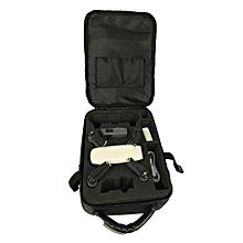 Waterproof Portable Shoulder Bag Storage Box Case Bacpack For DJI Spark Drone Black