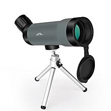 BIJIA Portable 20x50 Telescope HD Zoom Spotting Scope with Tripod Outdoor Hunting Bird Watching