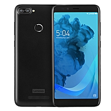 K320T 5.7-inch (2GB, 16GB ROM) Android 7.0 Nougat, 3000mAh, (8MP & 2MP) + 8MP, Dual Sim 4G LTE Smartphone - Black