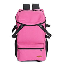 Large Capacity Men Multifunctional Hiking Backpack Oxford Cloth Computer Backpack