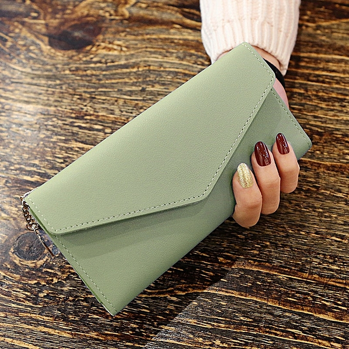 57c112067be9 Tel Women Wallet Fashion Wallets Multifunction PU Leather Women's Long  Design Purse Female Card Holder Long Lady Clutch Purse(230ShortWallet-4)