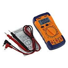 Bacbity ANENE A830L Digital Voltmeter Ammeter Ohmmeter Multimeter Volt AC DC Tester Mete