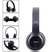 Universal Wireless Bluetooth Stereo Headphones Bluetooth Headset-Array