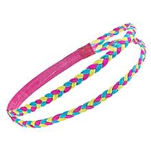 AONIJIE Headbrand Absorb Sweat Knitting Hoop Non-slip Tennis Yoga Fitness Outdooors Running Riding