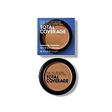Total Coverage Concealing Foundation - Carob