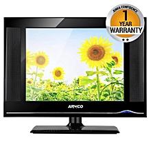 "LED-TZ15H1 - 15"" -  Digital LED TV - HD Ready - Extra Tough Screen - Extreme Slim - USB Movies -  Black"