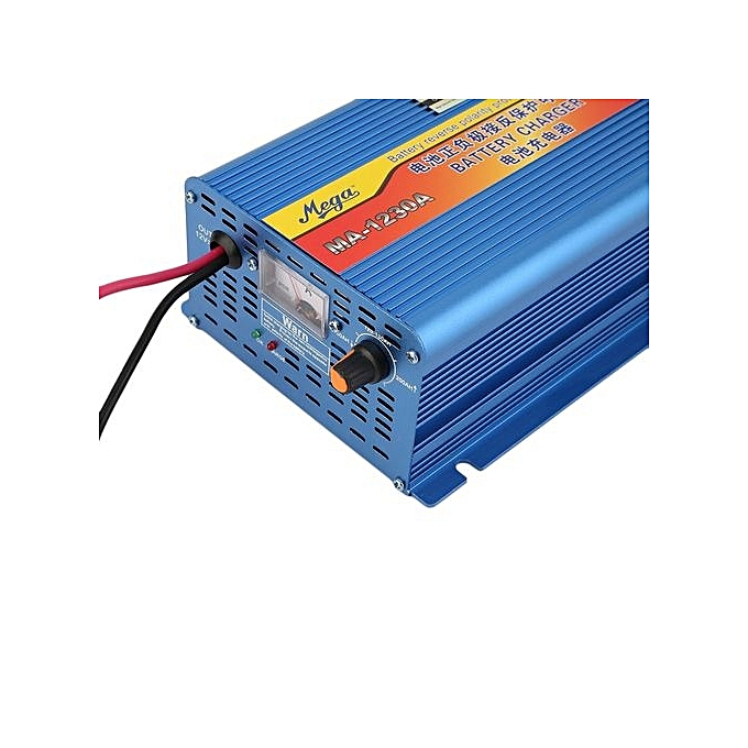 Buy Generic 12V 30A Car Battery Charger Motorcycle Battery Charger ...