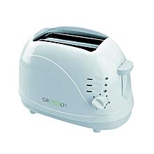 38-TS2-01 - 2 Slice Pop-Up Toaster - White