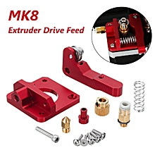 Upgrade Aluminum MK8 Extruder Drive Feed Frame For Creality CR-10/10S 3D Printer