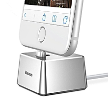 Baseus Quadrate Desktop Bracket Station USB Charger Holder Cradle for iPhone 8 X