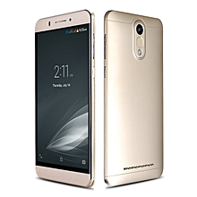 """6.0"""" 3G un-locked Android 5.1 Smartphone 5MP 8GB 2SIM 4Core Cell Phone-gold"""