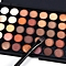 Eyeshadow Makeup Palette Shimmer Set 40 Color With Brush