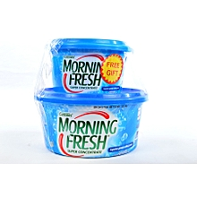 Morning Fresh Antibacterial Dishwashing Paste  800g + Free Gift ( Morning Fresh 400g )