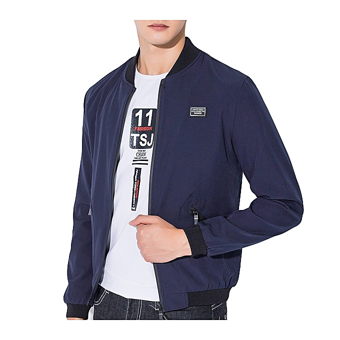 Buy Fashion Spring Autumn Casual Fashion Slim Bomber Jackets Varsity