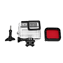 Waterproof Case With Diving Housing Filter For GoPro Hero 5 Camera
