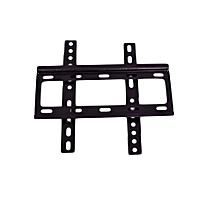 Suitable 14''-42'' tv wall bracket 25kgs load capacity