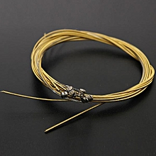 1 Set 60CL (.011-.050) Phosphor Bronze Wound Steel Acoustic Guitar Strings light