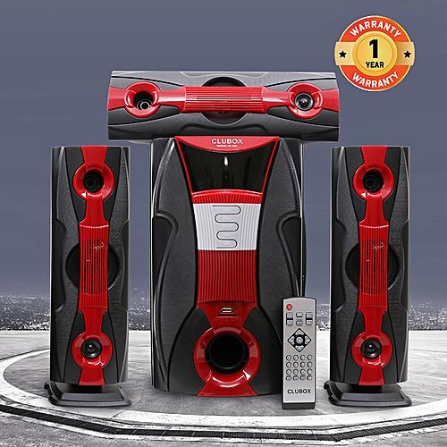 IC-Q3L HI-FI BT Multimedia Speaker System
